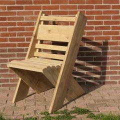 Stoere stoel